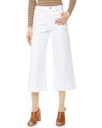 Jupe-culotte blanche 7 For All Mankind