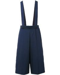 Jupe-culotte bleu marine adidas