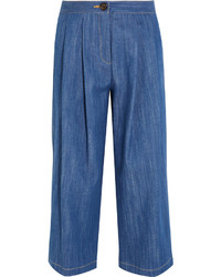 Jupe culotte en denim original 9918558