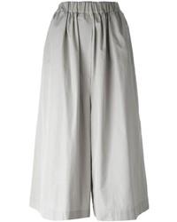 Jupe culotte grise original 9907278