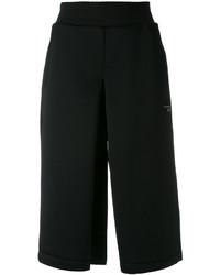 Jupe-culotte noire adidas