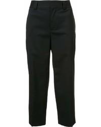 Jupe-culotte noire Dsquared2