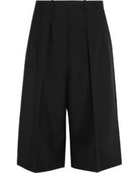 Jupe-culotte noire Jil Sander