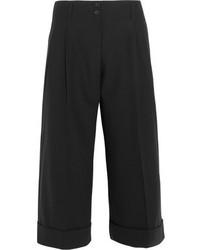 Jupe-culotte noire Michael Kors