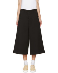 Jupe-culotte noire Opening Ceremony