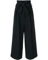 Jupe-culotte noire Stella McCartney