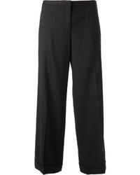 Jupe-culotte noire Tory Burch