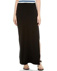 Jupe longue noire Splendid