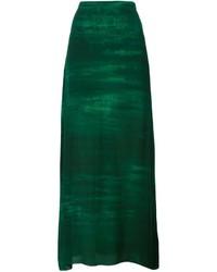 Jupe longue vert fonce original 5097088