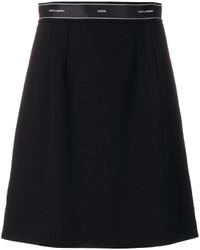 Jupe noire Dolce & Gabbana