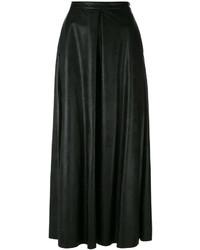 Jupe noire MM6 MAISON MARGIELA