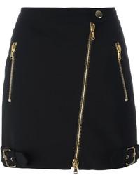 Jupe noire Moschino