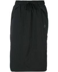 Jupe noire Nike
