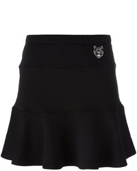 Jupe patineuse noire Kenzo