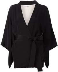 Kimono noir Fleur Du Mal