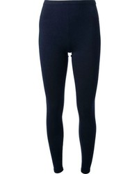 Leggings bleu marine Ralph Lauren
