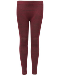 Leggings bordeaux