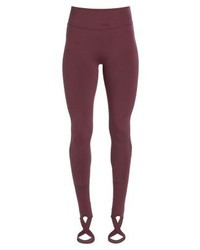 Leggings bordeaux Free People