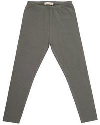 Leggings gris Bonpoint