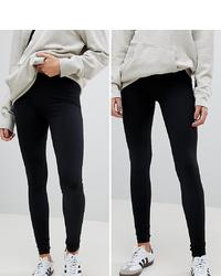 Leggings noirs New Look Tall