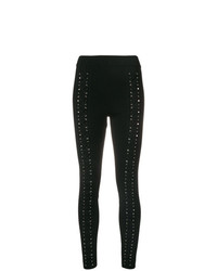 Leggings noirs Philipp Plein