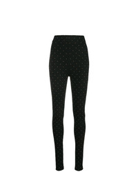 Leggings noirs Philosophy di Lorenzo Serafini