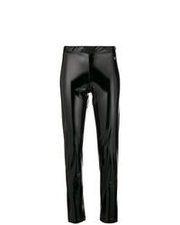 Leggings noirs Versace Jeans