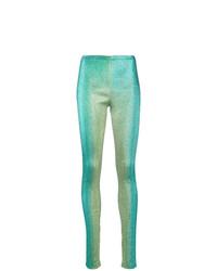 Leggings turquoise Area