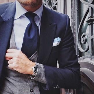 Cardigan gris Matinique