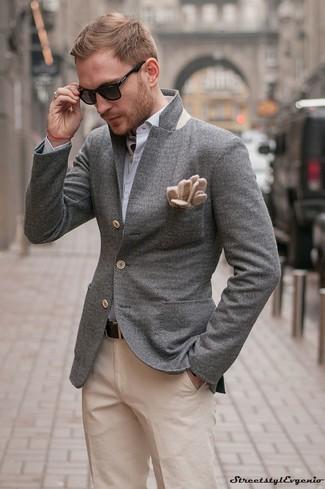 Pantalon chino beige Merc of London