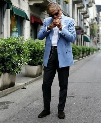 Tendances mode hommes: Choisis une chemise à manches longues blanche pour une tenue idéale le week-end.