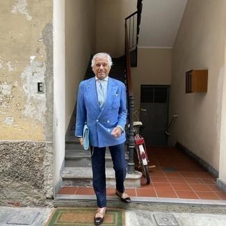 Veste bleue Giesswein