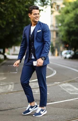 Veste bleue Urban Classic