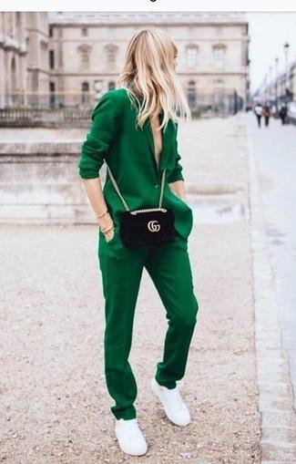 Comment Femmes Porter Pantalon TenuesMode Vert73 Un v0ym8ONnw