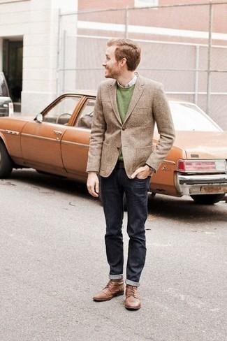 Veste marron clair s.Oliver