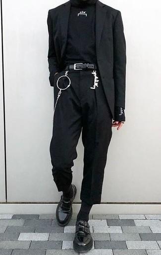 Pull noir Armor Lux