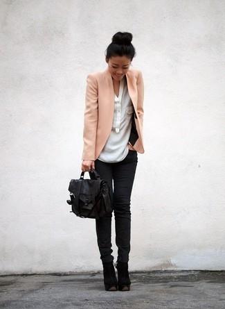 Blazer rose Kenzo