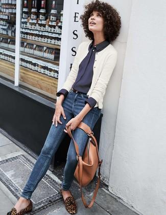 Veste jeans fourree femme
