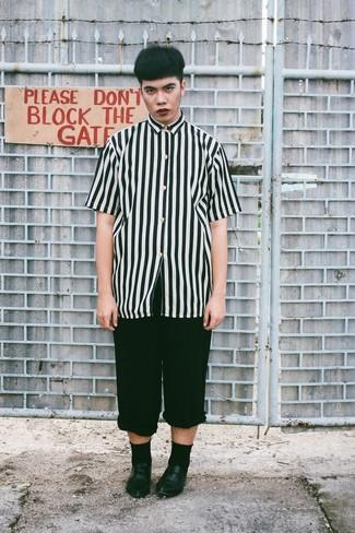Pantalon chino noir Dickies