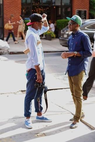 chemise avec casquette