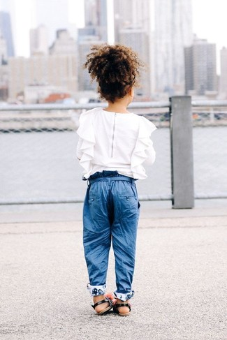 Comment porter un pantalon: