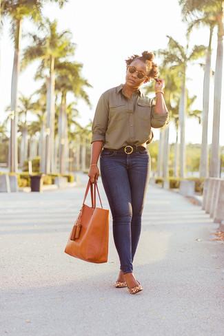 Montre dorée Gucci Vintage
