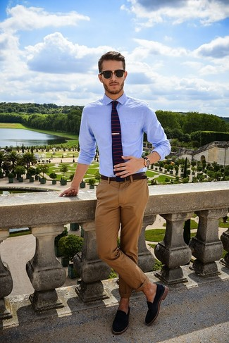 Pantalon chino marron Tommy Hilfiger