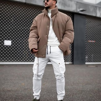 Pull blanc Hilfiger Denim