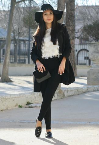 Tenue  Manteau noir a973062795a