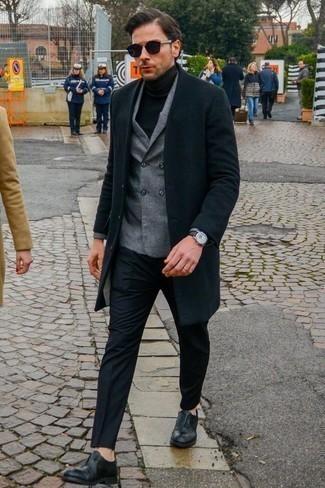 Pull noir New Look