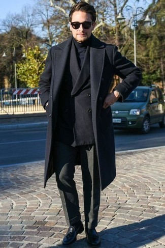 Veste noire Schott NYC