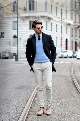 Pantalon chino beige Pt01