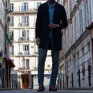 Veste bleu clair Levi's
