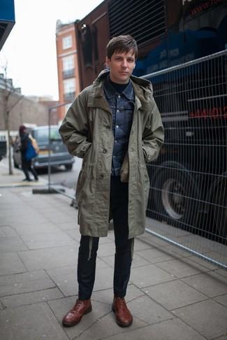 Pull à col roulé noir Calvin Klein Jeans